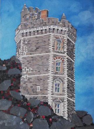 mosaic mosaïque mozaïek photo chateau