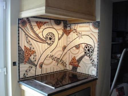 Mosaïque déco mosaic
