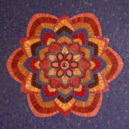 mosaic mosaïque mozaïek mandala