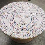 Mosaïque table  mosaic