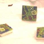 Bijou micromosaïque mosaic