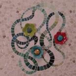 mosaic mosaïque mozaïek cérmamique ceramic